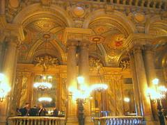 Paris - Palais Garnier - Interior (noriko.stardust) Tags: paris garnier palaisgarnier parisopera