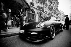 GT2 techart (Filip.Buysmans) Tags: auto black paris cars digital canon eos hotel hp king wheels newyear mat porsche autos 18 1020 zwart parijs matte gt2 supercars 997 kleur techart 40d buysie