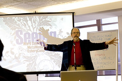 CyborgCamp - Ward Cunningham @wardcunningham on Seeing
