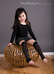 Hallee 005 (HeatherLynn Photography) Tags: old cute girl photography colorful pretty floor little girly dove stripes 4 leg gray young smiles wear faux backdrop years warmers tamron hardwood savage knotty 2875mm heatherlynn knottybabywear wwwknottybabywearcom wwwheatherlynnphotoscom
