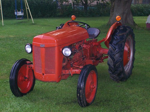 Antique H. Ferguson Tractors