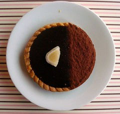 Chocolate Tart from Le Fournil
