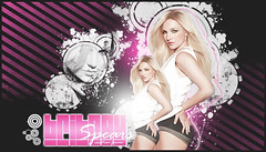 PinkElectric. (mjakeli6) Tags: new pink sexy art spears forum croatia header britney blend croatian