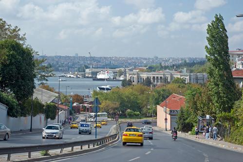 Kasimpaşa scene, Kasimpasa, İstanbul, Pentax K10d