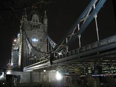 Tower Bridge, at night (Mordax) Tags: city uk urban london unitedkingdom londra