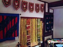 Blickwinkel 14 (michapatchwork) Tags: quilt patchwork blickwinkel
