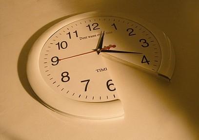 [時間管理]一天中有多少瑣碎時間被浪費掉呢…