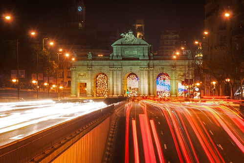 Madrid Christmas Lights 10