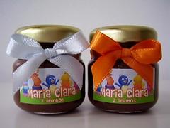 MARIA CLARA   lembranças do aniversário (Renata Vieira) Tags: birthday chocolate aniversário brigadeiro favors lembranças backyardigans brindes lembrancinhas birthdayfavors potinhosdebrigadeiro lembrancinhasdoanivrsário