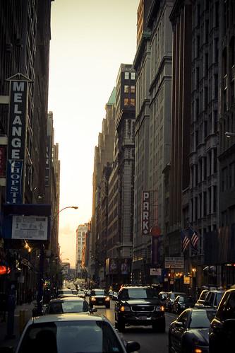 Calles de Nueva York Foto 3