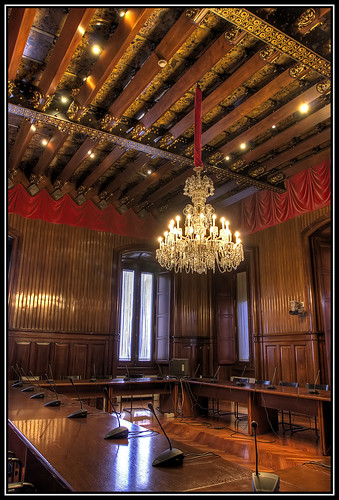 Parlamento Sala de Juntas