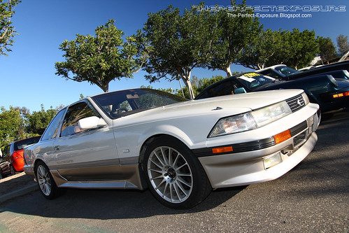 Rare Jdm Only Z20 Toyota Soarer Twin Turbo Transportation In