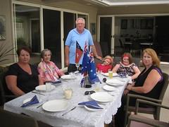 Australia Day lunch