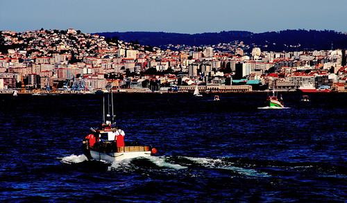 Vigo: En el mar la vida es más sabrosa