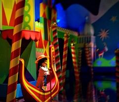 Disney - It\'s A Small World - Venice, Italy