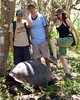 With the Giant Tortoise 03