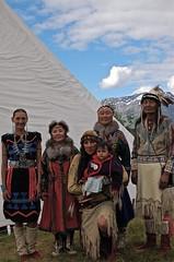 Navajos, USA & Nenets, Russia (ElisaLopez) Tags: arizona norway russia indian nativeamerican siberia navajo indigenous riddu trival nenets kåfjord