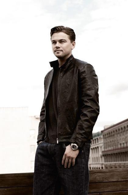 Leonardo DiCaprio & his TAG Heuer Aquaracer (????????????????) by TAG_Heuer ???