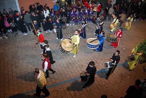 Desfile Jornadas Hellín - Alzira