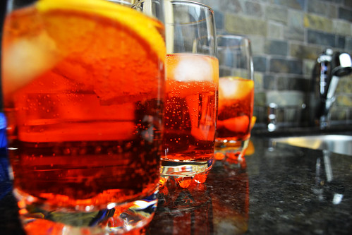 Three Spritz!