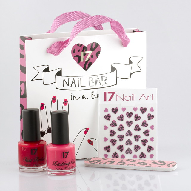 17 Nail Bar In A Bag - free