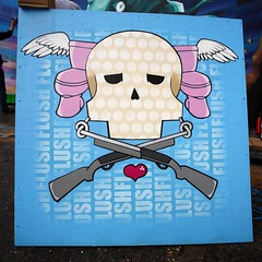 Please Flush (4foot2) Tags: streetart bristol streetphotography f canon5d bristolgraffiti pleaseflush upfest bristolgraff upfest2011 upfest11 4foot2 4foot2flickr 4foot2photostream fourfoottwo