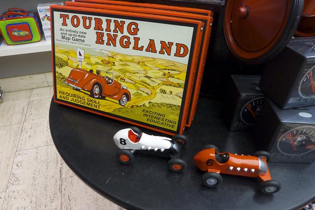 161/365 Touring England