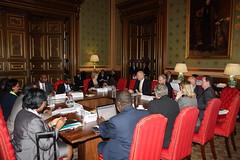Turks and Caicos Islands delegation