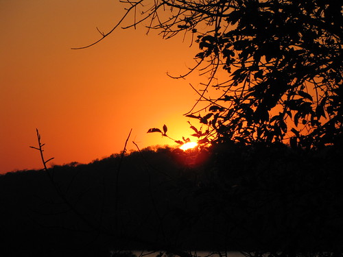 Sunset - Binga, Zimbabwe by CharlesRay2010