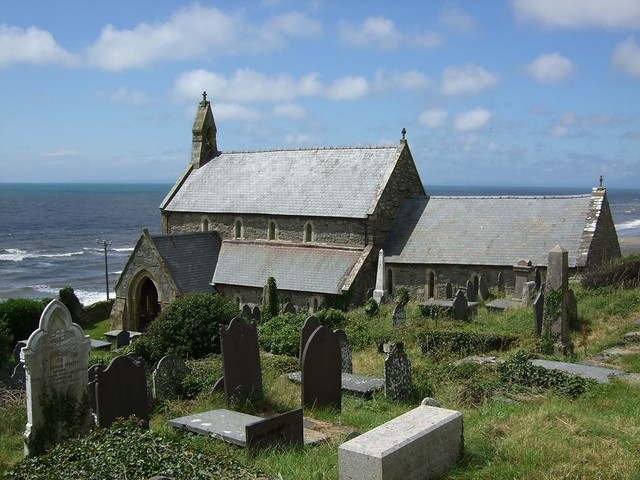 St Mary's Llanaber