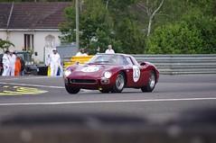 1965 Ferrari 250 LM (Dave Hamster) Tags: 2001 car ferrari historic legends lm 13 lemans motorracing 250 motorsport 1965 autosport lemans24hours legendsracing ferrari250lm