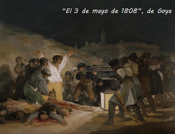 El 3 de mayo-Goya
