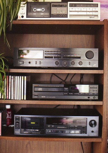 My Stereo, 1988