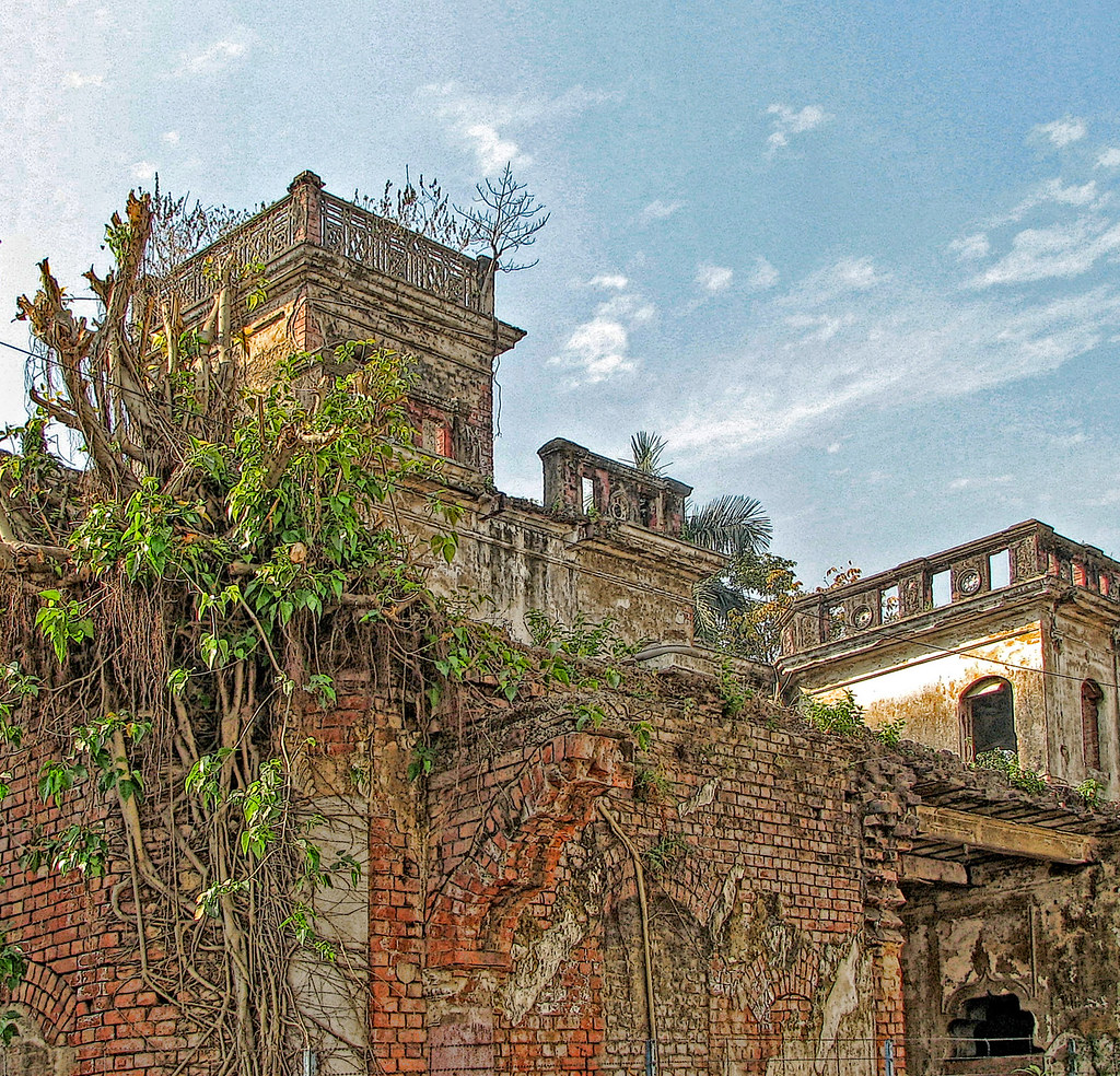 Haunted Places In India Hyderabad