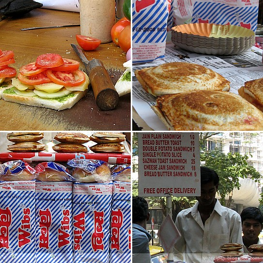Mumbai Toast
