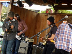 THE BLACK ANGELS at Roky Erikson's Icecream Social March 2008