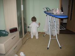 Amelia pulling the plug