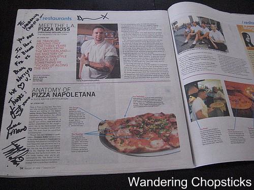 Day 24 Bollini's Pizzeria Napolitana Redux (Tasting Menu) - Monterey Park 17