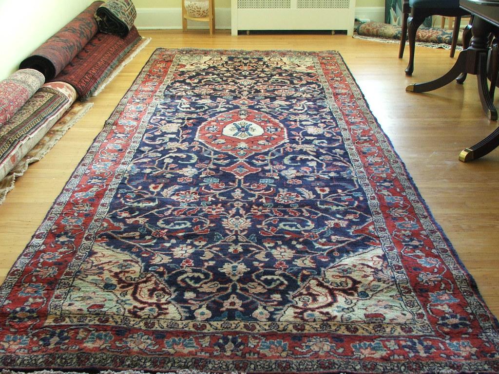 Oriental Rugs Persian Isfahan Runner