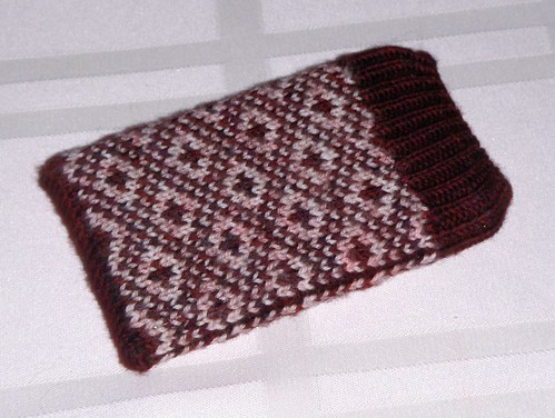 """Endpaper"" iPod Cozy"
