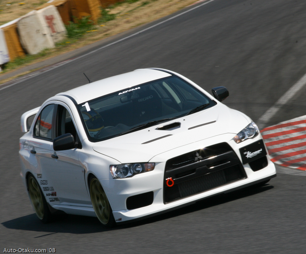 OFFICIAL: EVO X PICTURE/VIDEO