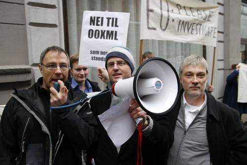Håkon Wium Lie og Steve Pepper