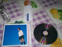 原裝絕版 2004年 1月28日  安倍麻美 見本品 CD 原價 1000 yen 中古品 2