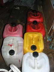Bilge oil