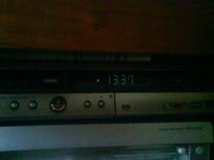 13:37 no leitor de DVD/HDD Pionee