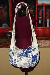 blue floral boho bag (krinn) Tags: accessories mccalls bestviews