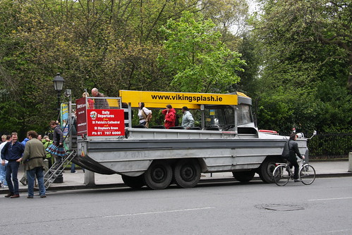 Viking Tour Boat/Bus