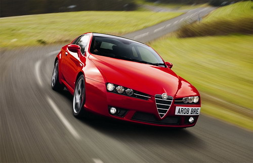 Alfa Brera S Car Photo