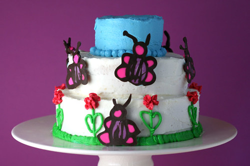 Butterflies in Buttercream