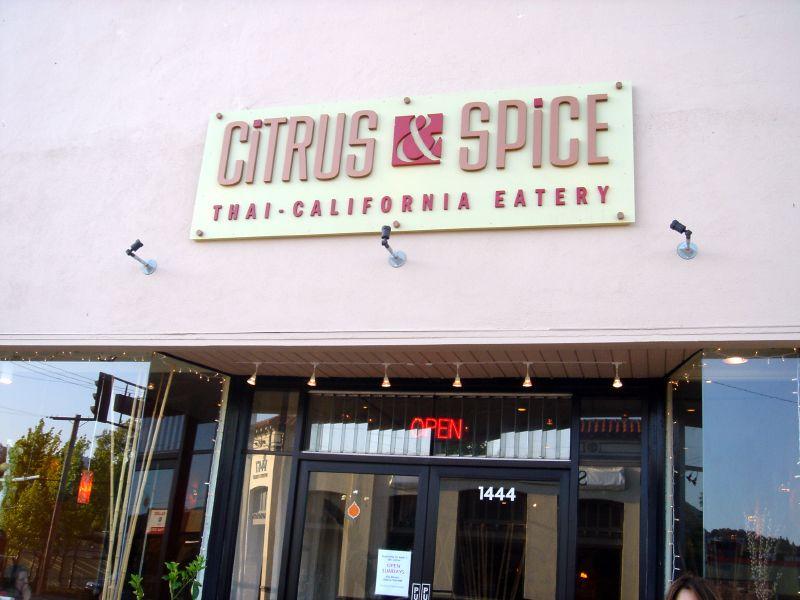 Citrus & Spice